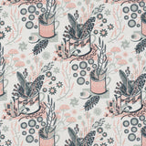Nature Table fabric - Angie Lewin