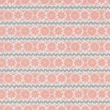 Stellar - fabric for St Jude's by Angie Lewin - pink/grey