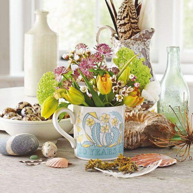 Angie Lewin mug for Country Living