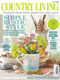 Angie Lewin mug for Country Living - on the cover of the April 2015 issue
