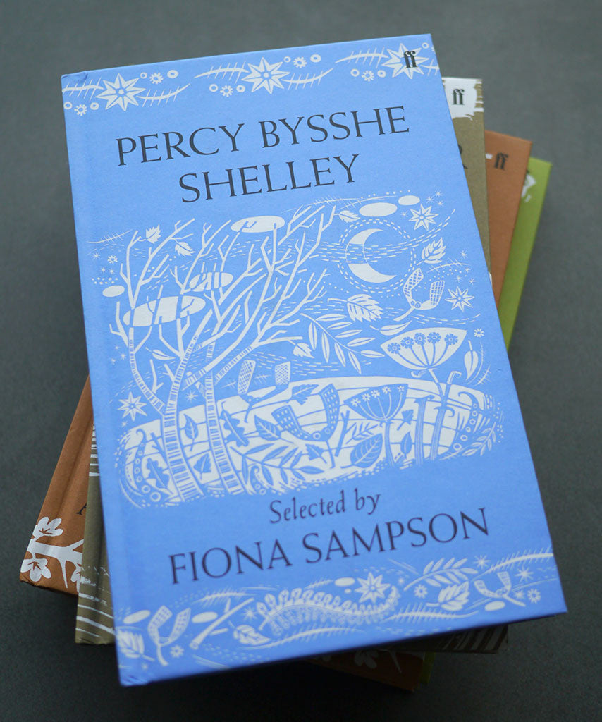 Percy Bysshe Shelley - Angie Lewin