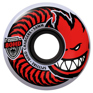 Spitfire Soft Conical Chargers 80HD Wheels - 54mm