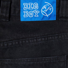 Load image into Gallery viewer, Polar Skate Co Big Boy Jeans - Pitch Black