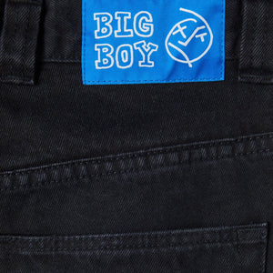 Polar Skate Co Big Boy Jeans - Pitch Black