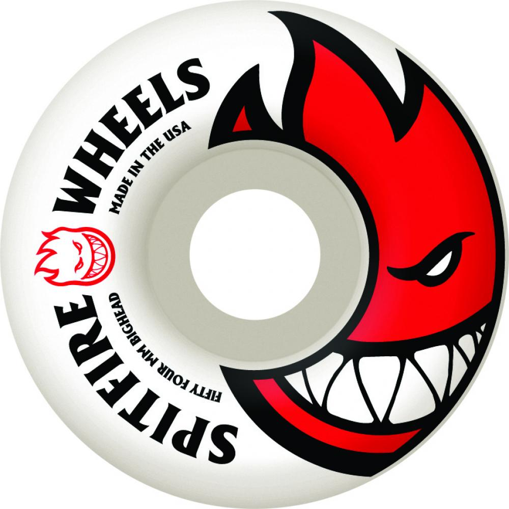 Spitfire Bighead Wheels - 52mm