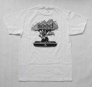Seed Bonsai Tee - White