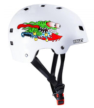 Load image into Gallery viewer, Bullet x Santa Cruz Slasher Youth Helmet 49-54cm
