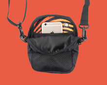 Load image into Gallery viewer, The Bumbag Co Cheif Compact Shoulder Bag - Black