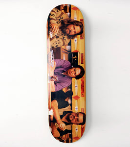 Skateboard Cafe Bowling Deck - 8.5""