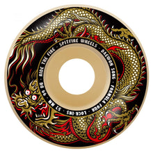 Load image into Gallery viewer, Spitfire Daewon Fury Formula Four Lock Ins 99d Wheels - 52mm