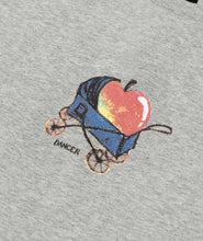Load image into Gallery viewer, Dancer Baby Apple Tee - Heather Grey