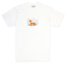 Load image into Gallery viewer, Skateboard Cafe Doe Tee - White