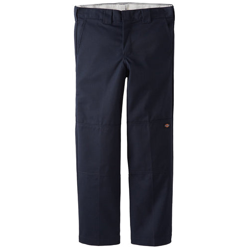 Dickies Double Knee Work Pants - Navy