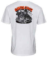 Load image into Gallery viewer, Santa Cruz Fate Factory Tee - White