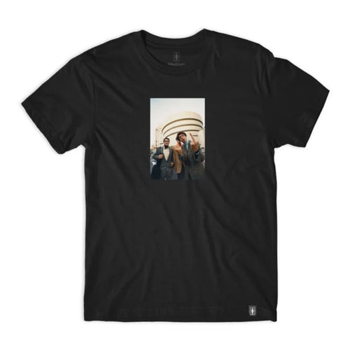 Girl Beastie Boys Spike Jonze Tee - Black