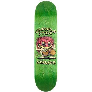 Grimple Stix Gerwer Family Band Deck - 8.06""