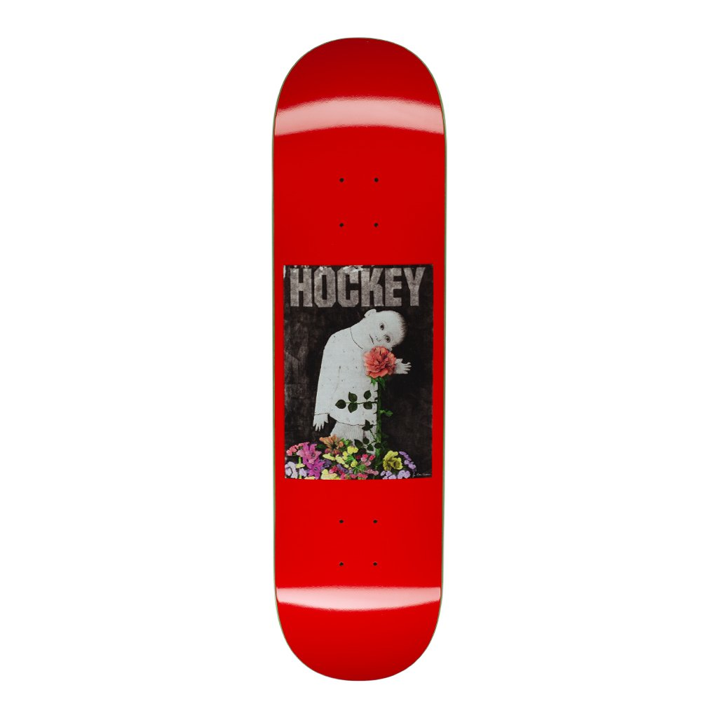 Hockey Kadow Happy Place Deck - 8.25