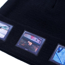 Load image into Gallery viewer, Hockey Screens Beanie - Black