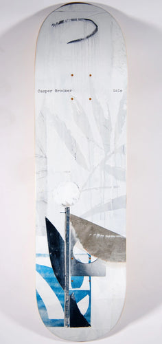 Isle Brooker Sculpture Series Deck - 8.5