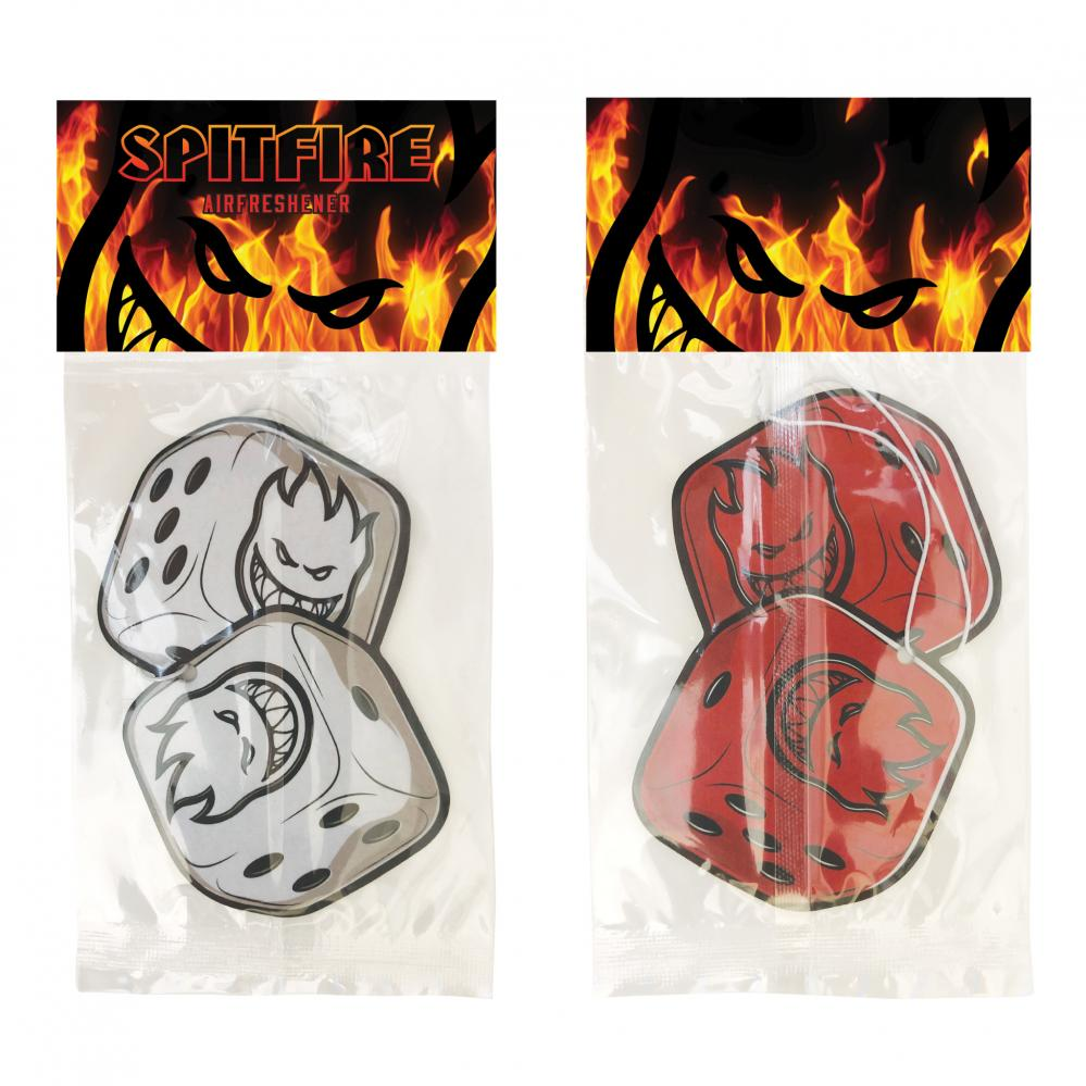 Spitfire Lowdown Dice Air Freshener - Various