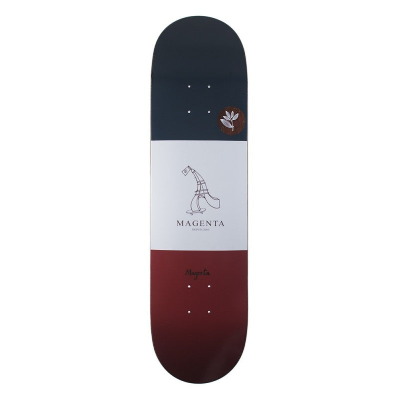 Magenta Ten Year Collection Depuis 2010 Deck - 8.125