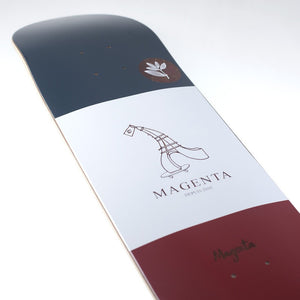 Magenta Ten Year Collection Depuis 2010 Deck - 8.125""