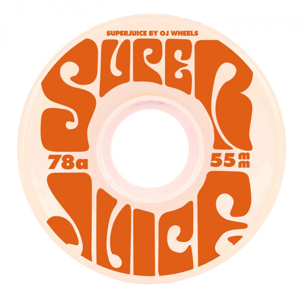 OJ Mini Super Juice 78a Wheels - 55mm
