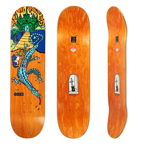 Polar Skate Co Oski Castle Hood 2 Deck - 8.25""