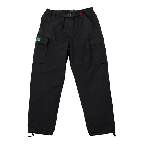 Bronze 56k Hard Wear Cargo Pants - Black