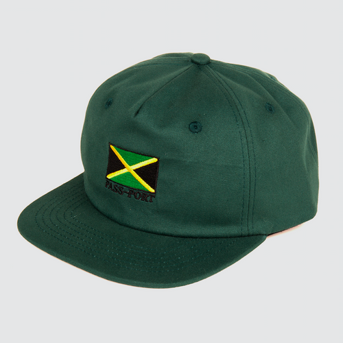 Pass-Port Jamaica Cap - Green