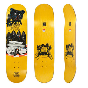 Polar Skate Co Grund Sleep Paralysis Deck - P2 Shape