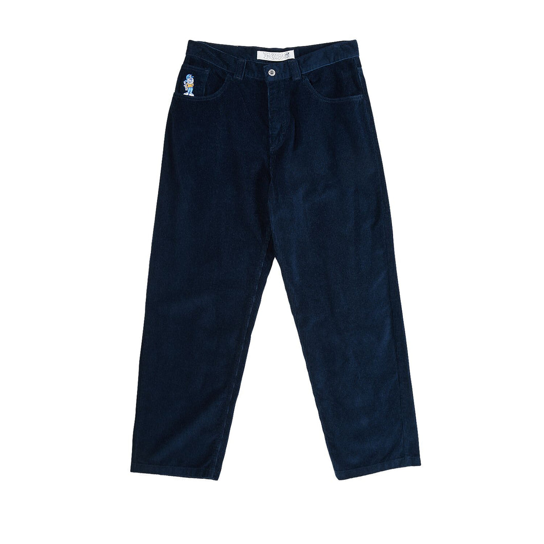 Polar Skate Co 93 Cords - Police Blue