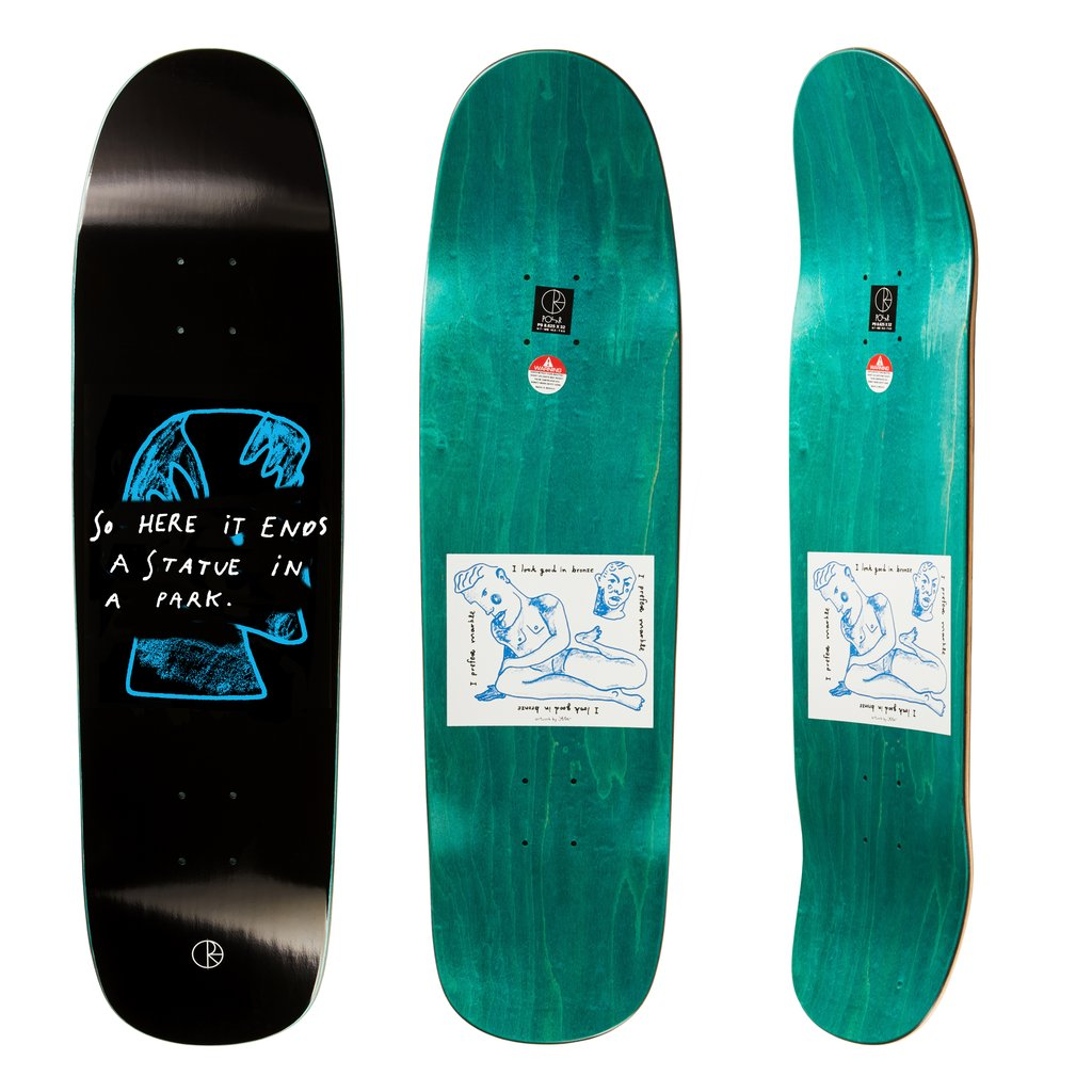 Polar Skate Co I Prefer Marble Deck - P9