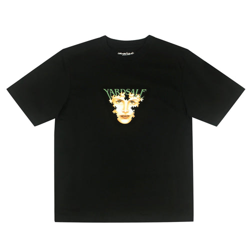 Yardsale Puzzle Tee - Black