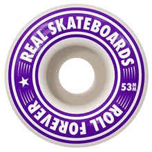 Load image into Gallery viewer, Real Team Oval Gleams XL Complete Skateboard - 8.25""