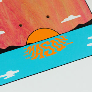 Real Mason Sunset Full SE Deck - 8.38""
