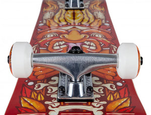 Rocket Chief Pile Up Complete Skateboard - 7.75""