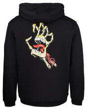 Load image into Gallery viewer, Santa Cruz Vintage Bone Hand Hoodie - Black