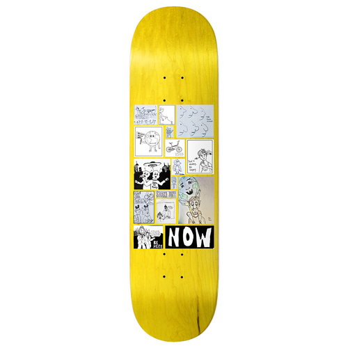 Shake Junt Be Here Now Deck - 8.25