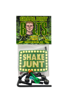 "Shake Junt T-FUNK Philips 1"" Bolts"