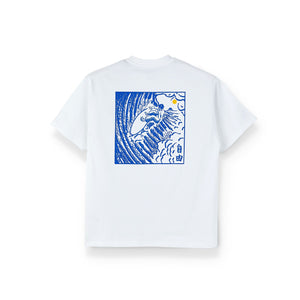 Polar Skate Co Shin Tee - White