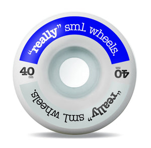 SML Really Sml OG Wide 99a Wheels - 40mm
