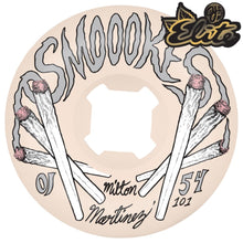 Load image into Gallery viewer, OJ Martinez Smoookes Elite Mini Combo 101a Wheels - 54mm