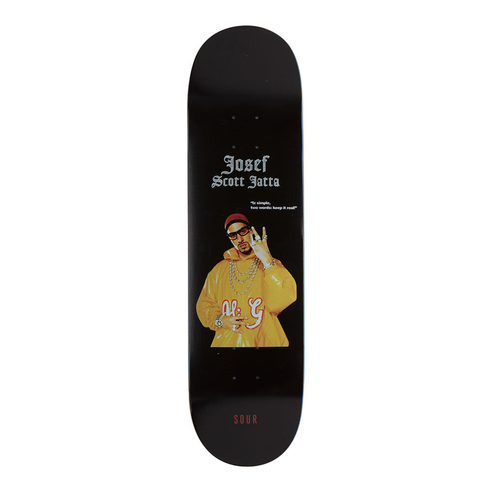 Sour Josef Two Words Deck - 8.25