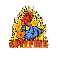 Spitfire Demon Seed Sticker