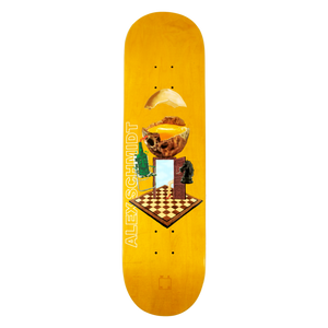 WKND With a Sunny Side of Schmidt Deck - 8""