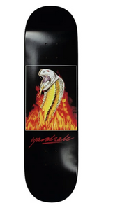 Yardsale Snakebite (Black) Deck - 8.3""