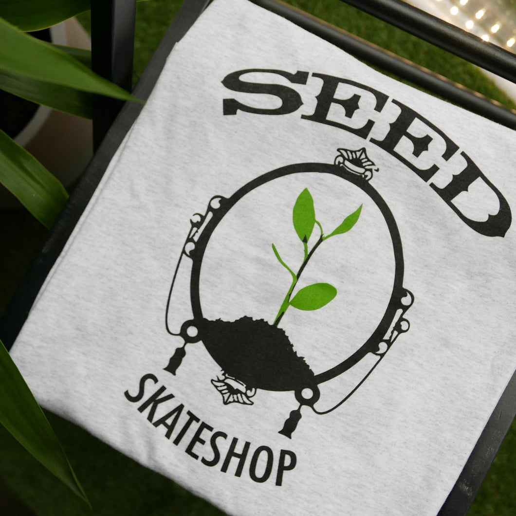 Seed Chronic Tee - White