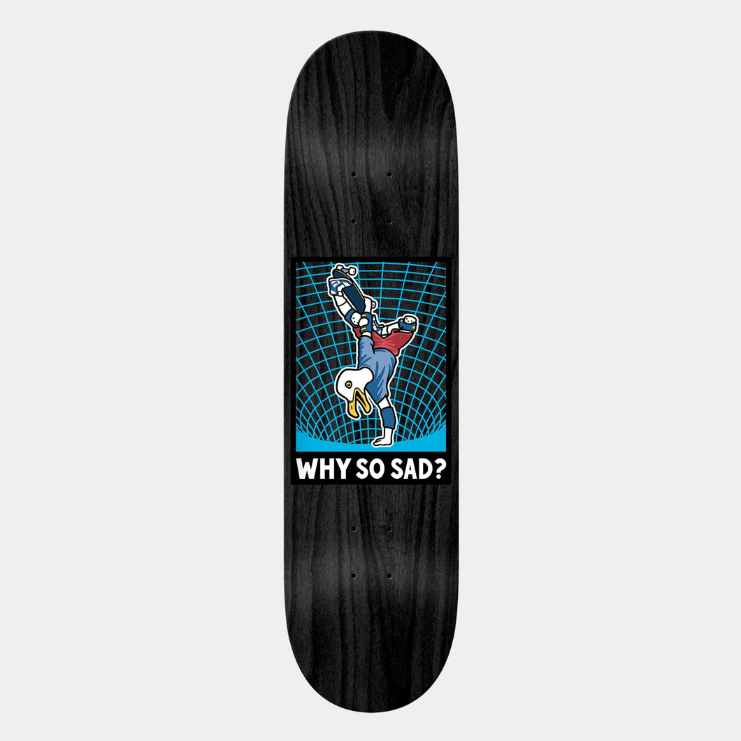 Real Rattray Actions Realized Why So Sad Deck - 8.75