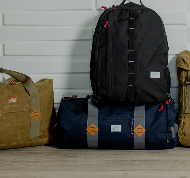 Bags, Packs & Patches